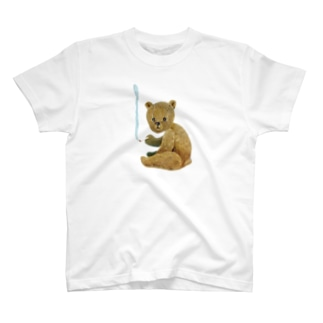 smoking bear T-shirts