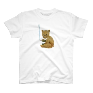 smoking bear T-Shirt