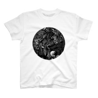 HAROWORKS/PSY/1c (LMT3) T-shirts