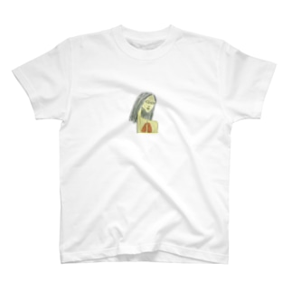 黄色人間の肺 T-shirts