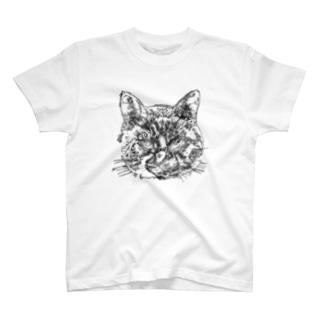 いかちー猫 T-shirts