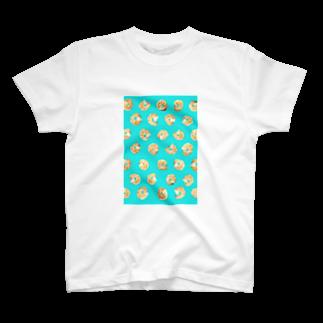 もしかして:すべってるちゃんの茹でエビスマホケース T-shirts