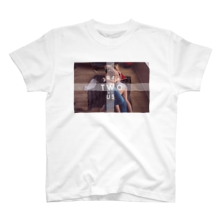 JUST TWO OF US T-shirts