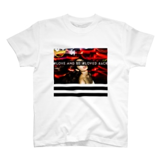 #LOVE  LADY T-shirts