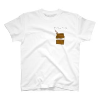 左寄りこーしー T-shirts