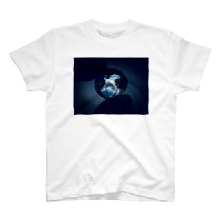ビー玉×空 T-shirts