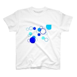 水玉模様 T-shirts