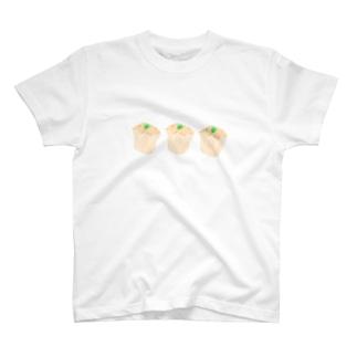 ひよこのお店のしゅうまい T-shirts