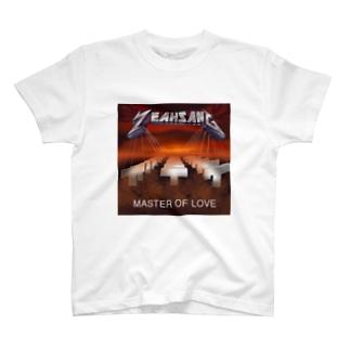マスターオブラブ T-shirts
