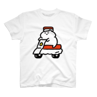 寿司バイク T-shirts