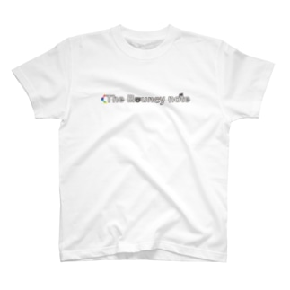 The Bouncy note (logotype A) T-shirts