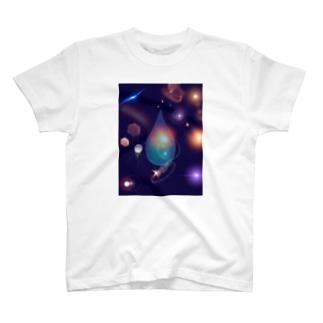 宇宙✖️魂 T-shirts