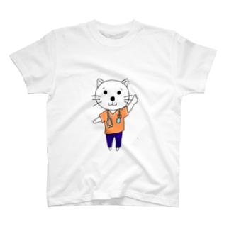 リハコネコTシャツ2 T-shirts