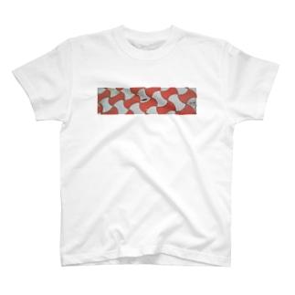 床タイル ver.03 Floor tiles ver.03 T-shirts