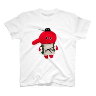ぼくは天狗 T-shirts