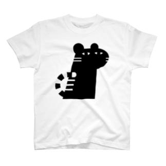 ANIMALシリーズ とら T-shirts