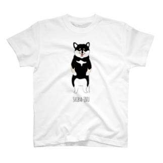黒柴ちゃん! T-shirts