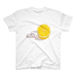 ふにゃうさころとオレンジ T-shirts