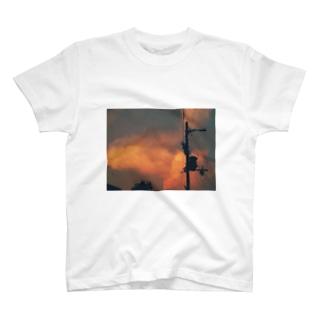 増税、怒りの空 T-shirts