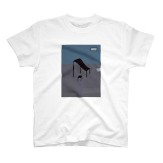 イラストTシャツ T-shirts