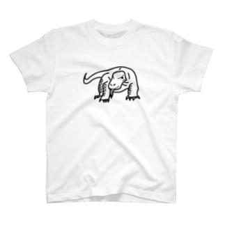 コモドドラゴン T-shirts