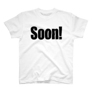 【仮想通貨】ADKグッズ(Tシャツ等)専門店 のSoon! T-shirts
