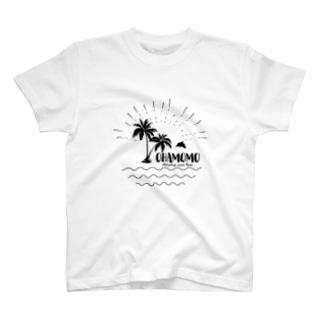 ▽▲OHAMOMO ロゴグッズ▲▽ T-shirts