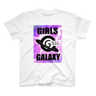 ガルギャTシャツvol.1 〜白〜 T-shirts
