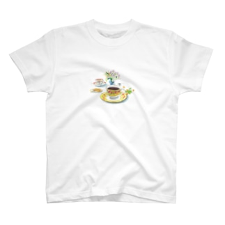 Tea Time T-shirts