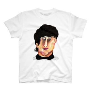 FaceT① T-shirts