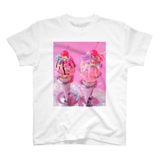 アイスクリーム🍨💕 T-shirts