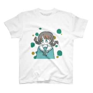 セーラー服は正義 T-shirts