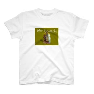 New Hitotachi T-shirts