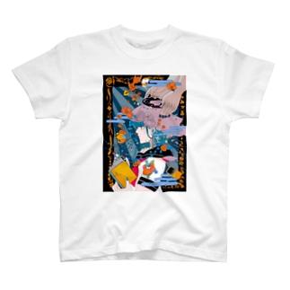ひろがる世界 T-shirts