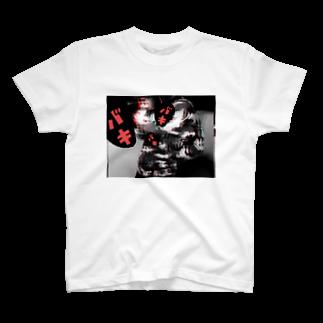 🧬ホワイト憂伊堂🧬の🔥burn up T🔥 T-shirts