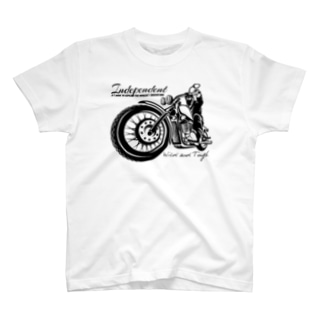 INDEPENDENT T-shirts