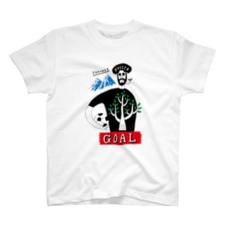 GET POWER T-shirts
