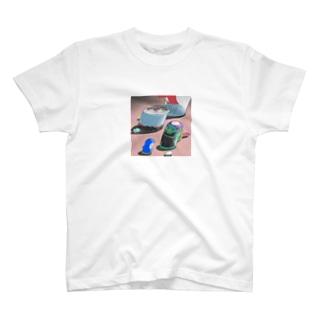 P・K・Tのこんぺいとう大作戦 T-shirts