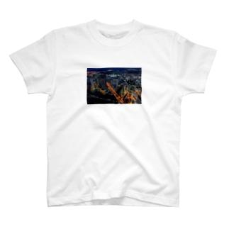 夜景てぃ T-shirts