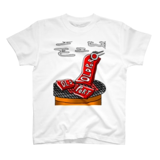 old_port yakiniku T-shirts