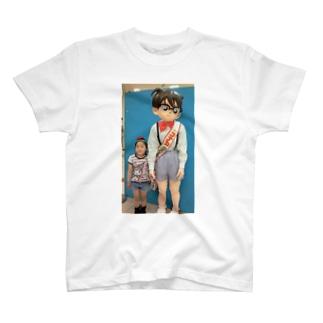 売のゆいちゃんとこなんちゃん T-shirts