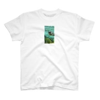 トラウトくん T-shirts