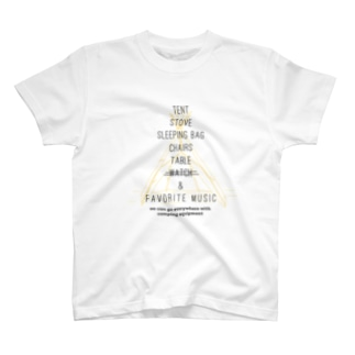 we can go everywhere. T-shirts