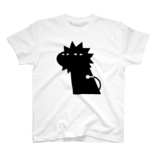 ANIMALシリーズ らいおん T-shirts