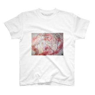 沼の果て。 T-shirts