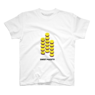 #37 「sweet potato」~三芳町~ T-shirts