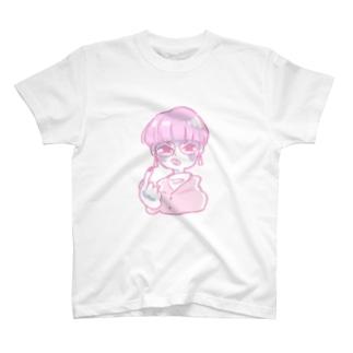 アタシちゃん T-shirts