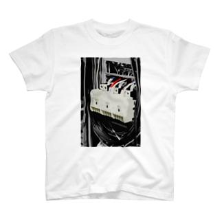 マグネットスイッチ T-shirts