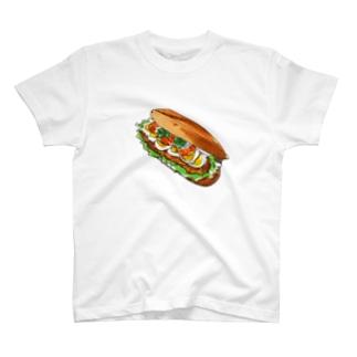 さんどいっち T-shirts