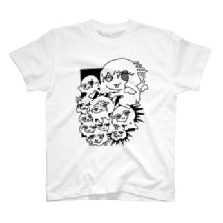 ちみちみちゃん2 T-shirts